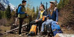 牧高笛全套专业户外旅行装备