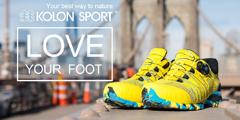 LOVE YOUR FOOT 可隆有奖活动